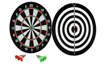 Enjoy the merits of electronic dart board