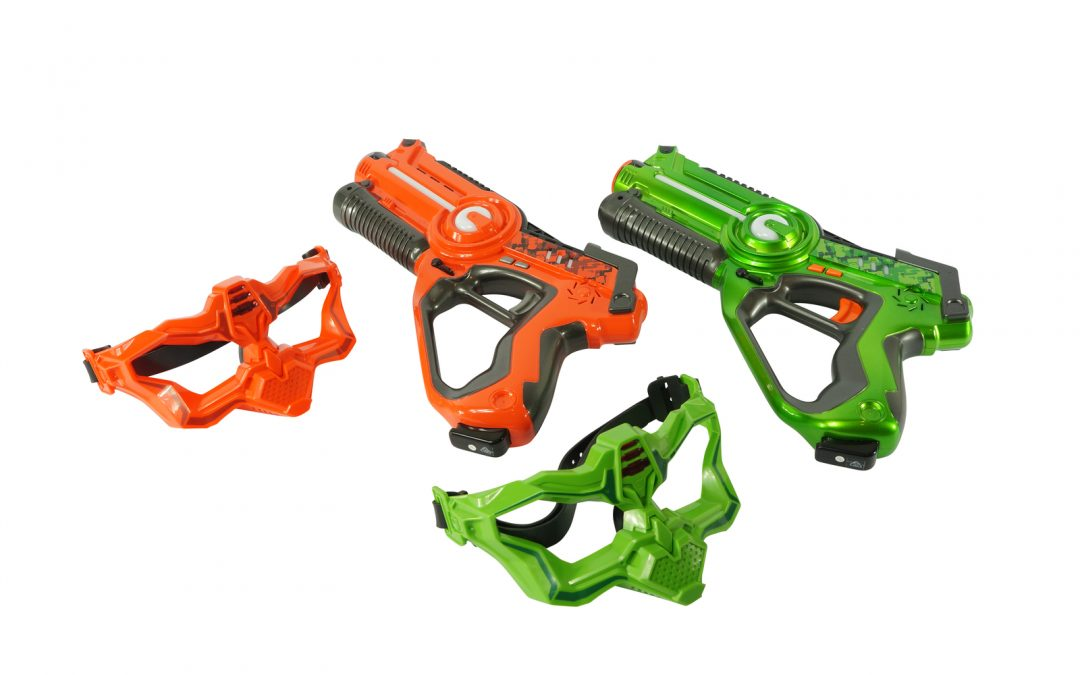 Attractive legacy laser tag games to play in the home arena