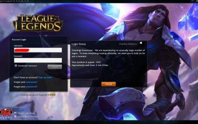 Only a League of Legends player can understand the importance of free accounts