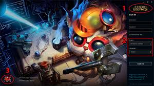 free league of legends account at gamestore.live